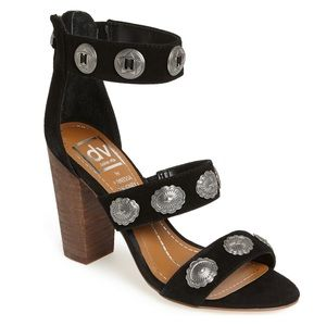 Dolce Vita x Vanessa Mooney 'Montey' boho sandals